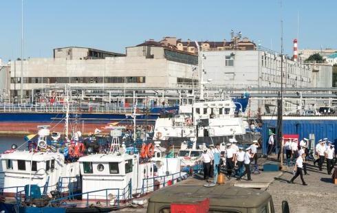 27 июля в Таганроге прошло празднование Дня военно-морского флота