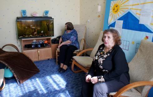 Дом престарелых в таганроге отзывы кто покупает памперсы в дом престарелых
