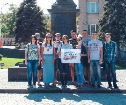 День памяти жертвам вБеслане провели вТаганском районе