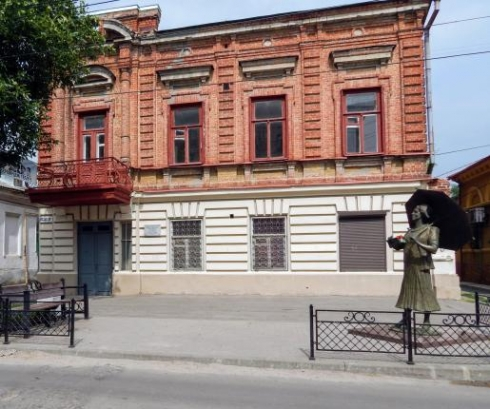 Будетли вТаганроге открыт дом-музей Фаины Раневской?