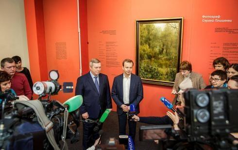 Утерянную вовремя Великой Отечественной картину Поленова вернули вТаганрог